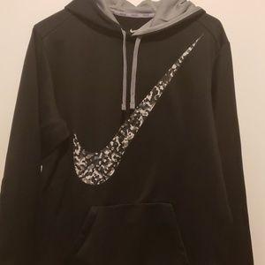 Nike hoodie Thema-Fit. Sz L